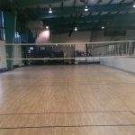 Practice Volleyball Court