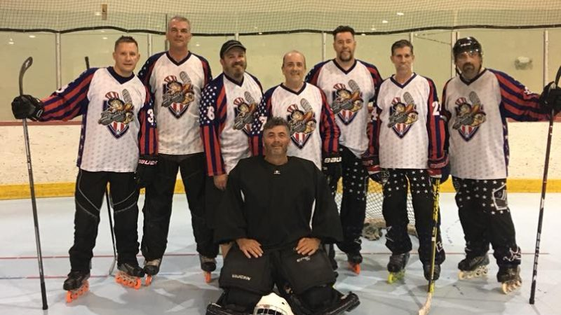 Adult Inline Hockey