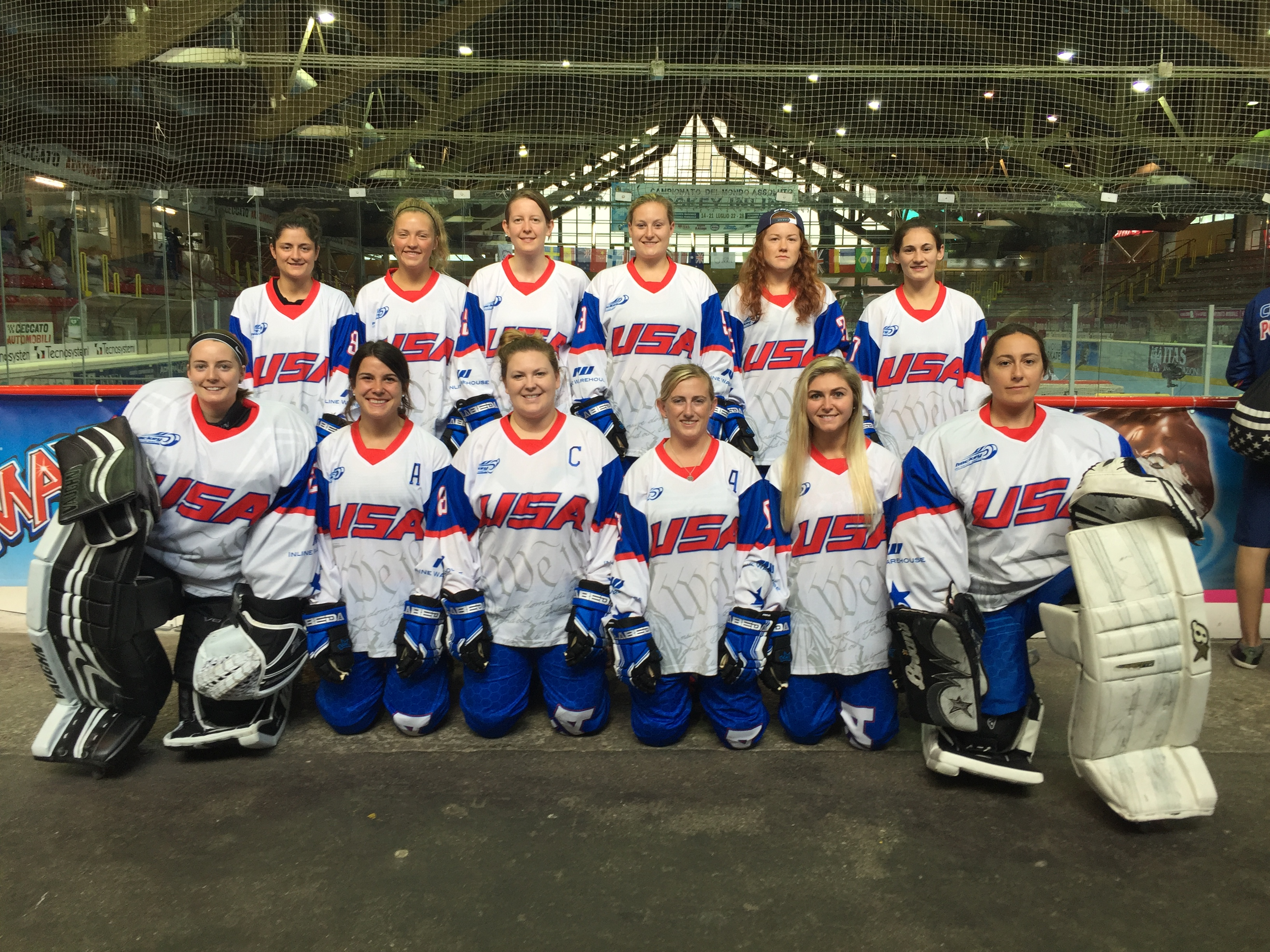 Team USA Inline Hockey